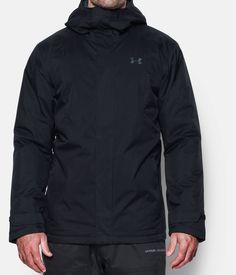 Men's ColdGear® Reactor Yonders Jacket, Black , zoomed image
