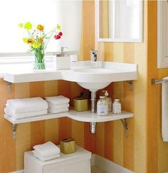 Minimalist Bathroom Furniture Ideas Cool and Simple Bathroom Storage Ideas for Small Spaces