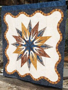 Vintage Compass, Quiltworx.com, Made by CS Just One More Stitch
