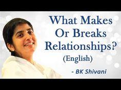 Bk shivani harmony relationships dating