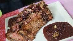 Hovězí žebro s morkem a vinnou omáčkou. Foto: Steak, Pork, Kale Stir Fry, Steaks, Pork Chops, Beef
