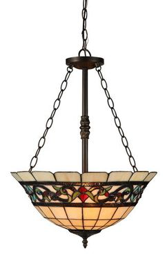 Patriot Lighting Elegant Home Mansfield 2 Light 24 H Bronze Pendant At MenardsR
