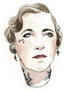 Punk Rock Agatha Christie