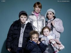 Bianca and all her babies. (EastEnders)