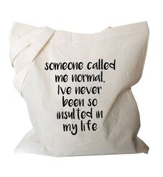 Funny Shopping Bag - Funny Canvas Tote, Canvas Grocery Bag, Funny Cotton Bag, Grocery Bag, Cotton Tote Bag by BlackTypographic on Etsy Make Up Tutorial, Custom Tote Bags, Knitted Bags, Cotton Bag, Cloth Bags, Canvas Tote Bags, Shopping Bag, Funny Quotes, Funny Puns