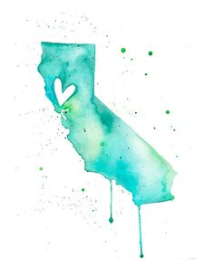 Hey, I found this really awesome Etsy listing at http://www.etsy.com/listing/73161711/5x7-california-love