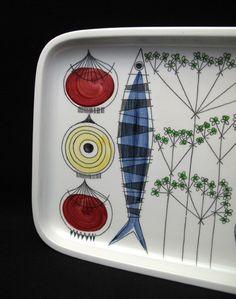 rorstrand picknick serving tray
