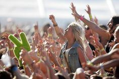 Tomorrowland is the largest annual electronic music festival