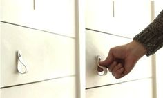 Make Your Own Cabinet Pulls for $2 Each