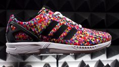 separation shoes f5870 f0aab adidas zx flux graphic multi color pairs 04 adidas ZX Flux in Multi Color,  Graphic, and
