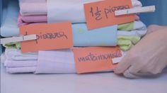 Come piegare le lenzuola con gli angoli