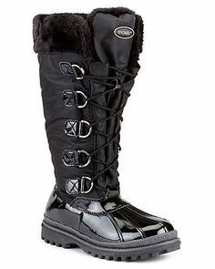 Khombu Women's 'Birch High 2' Boot