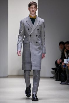 Jil Sander Menswear Fall Winter 2015 Milan - NOWFASHION