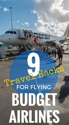 So you are planning a trip and you want to know whether you should be loyal to that airline whose frequent flyer miles never seem to get you very far, or to try a budget airline. Here's 9 vital tips to help you get the most of your next flight on a budget airline.