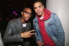 J. Cole + b.o.b.