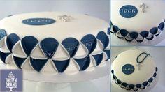 Kommuniontorte für Jungen mit Anleitung / Cake first holly Tutorial