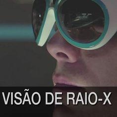 osCurve Brasil : Lembra da visão de raio-x do Super-Homem? Isso não...