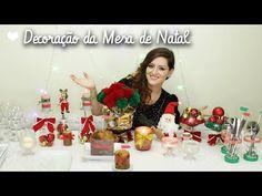Coisas que Gosto: DIY Decoração de Natal - Mesa - Audrey Carvalho