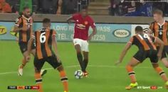 Hull City vs Manchester United Premier League 2016-2017. Highlights goals video…