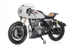 8negro: Yamaha SR400 | Nuno Capelo