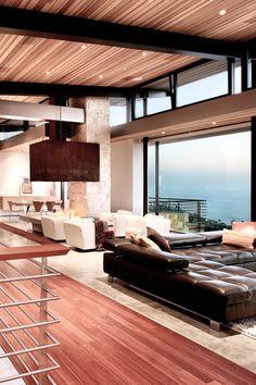 Mid century interior design & architecture