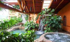 Peace Lodge Costa Rica - luxury lodge outside San Jose