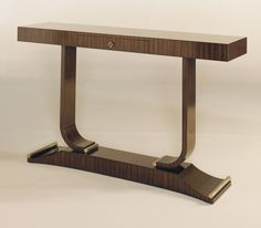 Wood console tables are great to either classic and modern home décors | Discover more: http://modernconsoletables.net