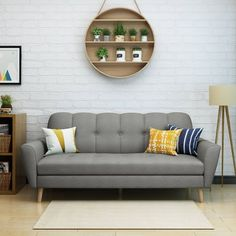 Find Christopher Knight Home Angelina Mid Century Fabric Sofa, Beige/Natural online. Shop the latest collection of Christopher Knight Home Angelina Mid Century Fabric Sofa, Beige/Natural from the popular stores - all in one Living Room Sofa, Living Room Decor, Living Rooms, Black Fabric Sofa, Black Sofa, Mid Century Modern Fabric, Sofa Material, Beige Sofa, Mid Century Sofa