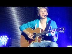 One Direction - Little Things - Take Me Home Tour Cardiff 03/03/13 HQ - YouTube   Love Nialls solo! You can barley hear him over the screaming fans! We love u nialler ❤