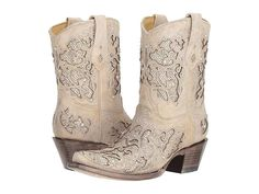cowboys and cowgirls Corral Boots - Women's Boots : White Glitter : This is your day! Make a bold, beautiful statement of eternal style with the Corral boot! Ideal for White Cowgirl Boots, Cheap Cowgirl Boots, Wedding Cowboy Boots, White Boots, Western Boots, Corral Boots, Women's Boots, Thing 1, Square Toe Boots