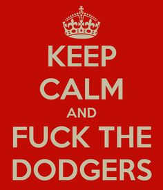 Even the the English hate the Dodgers.