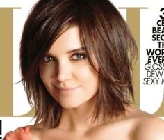 This is a fantastic bob hairstyle for fine, thin hair as the layers and feathered ends create the illusion of fuller, thicker locks. Description from pinterest.com. I searched for this on bing.com/images