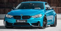 G-Power's 600 PS BMW M4 Coupe Is Faster, More Powerful Than The M4 GTS #BMW #BMW_M4