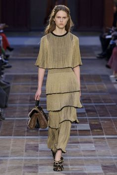 All the Looks From the Sonia Rykiel Fall 2016 Ready-to-Wear Show