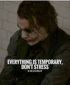 Your calm is your strength Joker Qoutes, Best Joker Quotes, Batman Quotes, Badass Quotes, Epic Quotes, Dark Quotes, Wise Quotes, Attitude Quotes, Motivational Quotes