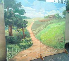 Scenography - Finished Landscape by Yanosik on DeviantArt