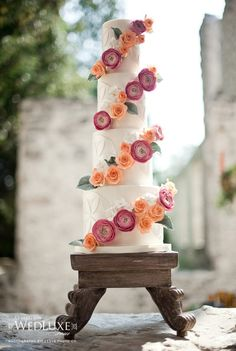 wedding cake design by konstadin.com