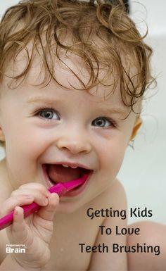 Dental Health For Kids #kidsteeth #Parenting101 #parentingforbrain