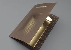 Greeting card for LES AMBASSADEURS, watch and jewelry retailer in Switzerlandwww.lesambassadeurs.ch