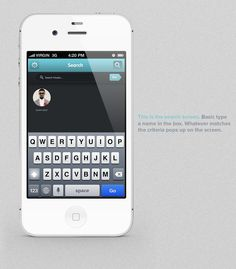 PPLrated - iOS Application on Behance