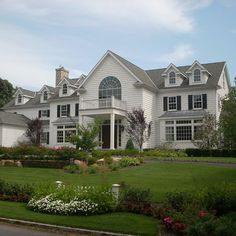 Colonial Home Landscape Design Ideas, would love to do something near the street