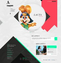 Web Design – Cappen