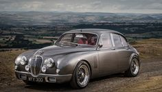 Classic Motor Cars, a restoration shop based inShropshire, England, that specializes in Jaguar cars, has announced that it will produce a limited number of theMark 2 byCallum, a reinterpretation of the Jaguar Mark 2 created by Jaguar's director of design, IanCallum.