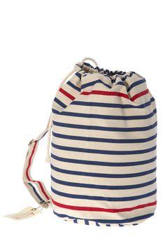 sac marin marin écru/marine