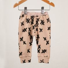 BOBO CHOSES leggings CROSSES, Bobo Choses, babies, new in, £24.00, I Dream Elephants