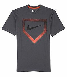 Nike Baseball Swoosh TShirt #Dillards