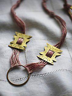 Tonopah Necklace