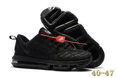 57dd43d57d3575 Nike 2019 AIR MAX Men All Black Nike Shoes