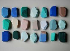 Colors... Ya lots of Blue...
