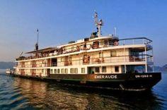 Emeraude Classic Cruises 2 days 1 night ~ Ha Long Bay Cruises